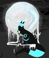moon by karmicon