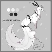 White Pumpkin - Halloween OTA (OPEN) by karmicon