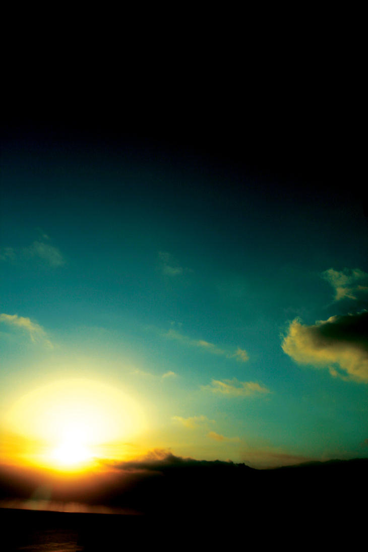 Sunset - Funchal by v00d00ciTa