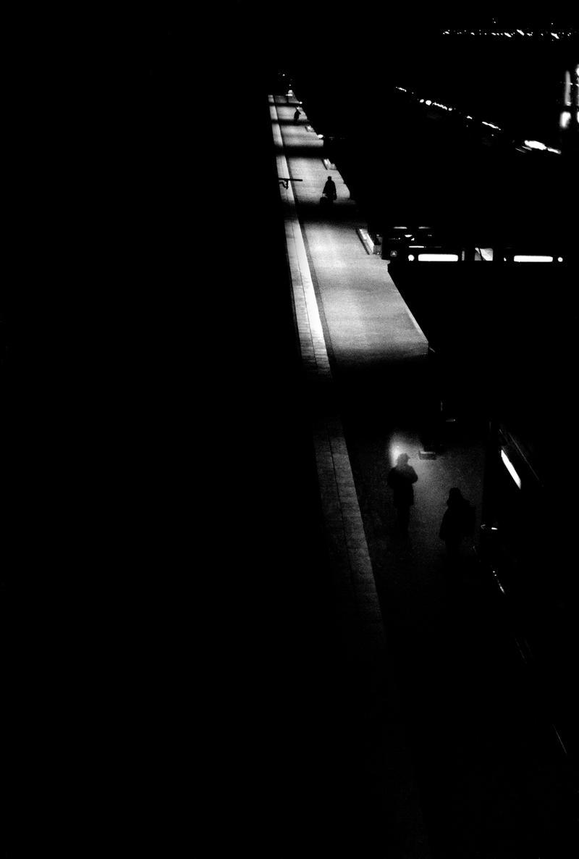 the last platform by toistaitoinen