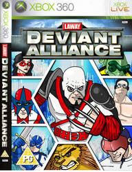 Deviant Alliance by AngelCrusher