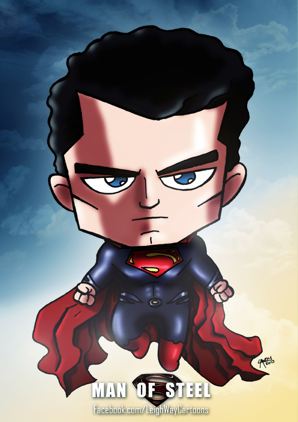 Man of Steel by AngelCrusher