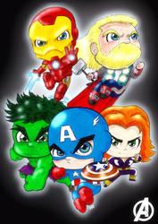 Avengers: Age of Chibi