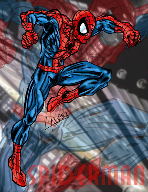 Ultimate Spiderman by