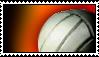 Volleyball Stamp by Krazzulimaii