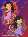 Kenja :: For Oni-Twilight by Catiris