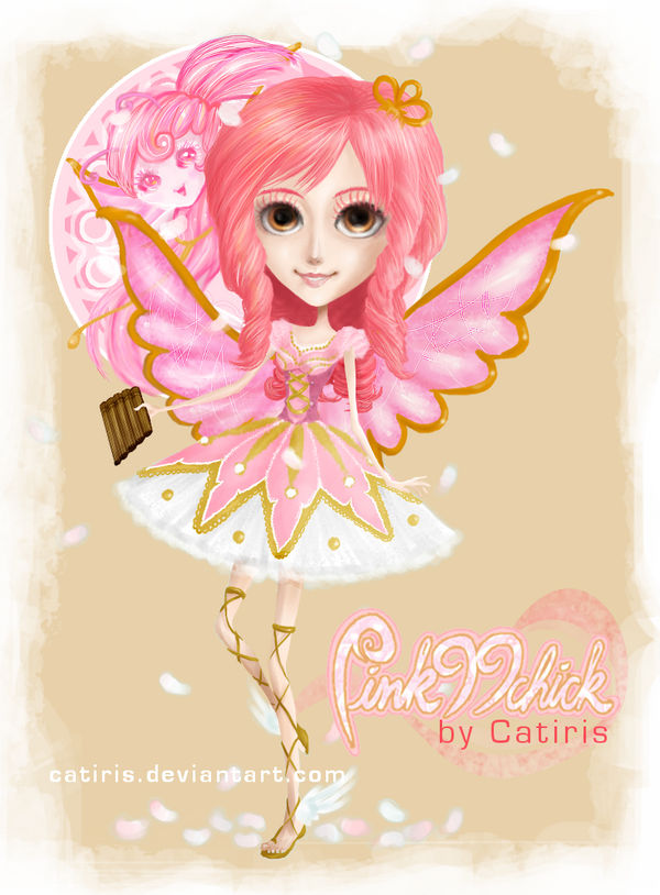 Gaia Commission: pink99chick by Catiris