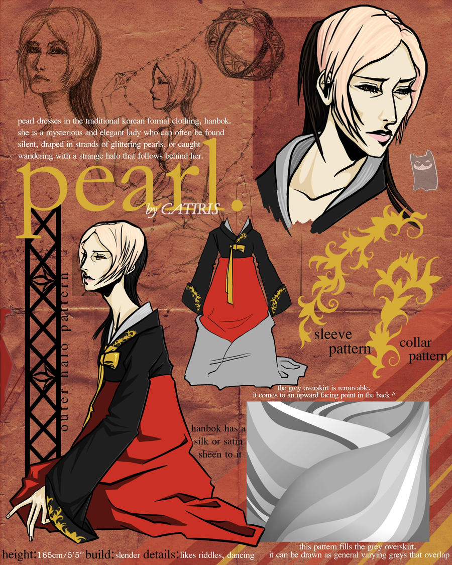 Character Ref: Pearl by Catiris
