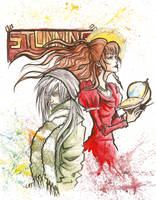 STUNNING: Circle by Catiris