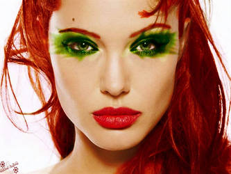 Poison Ivy by stardust0920
