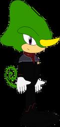 Lt. Junior Grade Scorpio the Chameleon (2375) by SonicTrekker