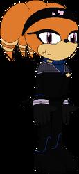 Lt. Junior Grade Shade the Echidna (2374) by SonicTrekker