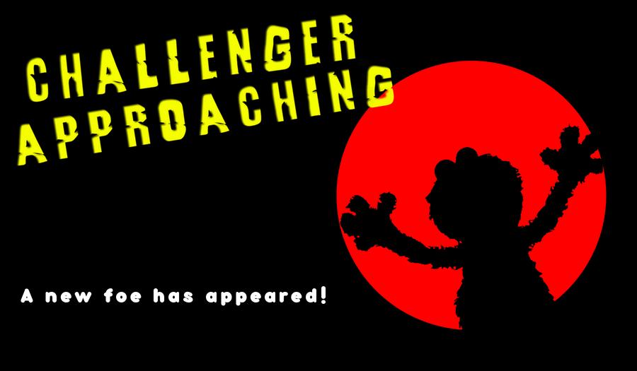 J'invoque la Peluche ! Challenger_approaching__elmo_by_nomoreuniquenames