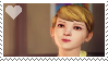 [STAMP] Victoria Chase by Lomhara
