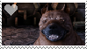 [STAMP] Dog by Lomhara