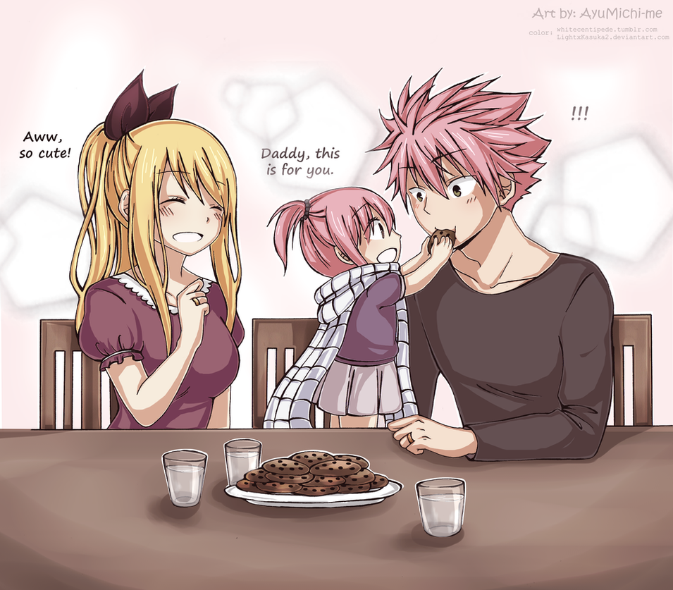 Dragneel Family~ by LightxKasuka2 on DeviantArt