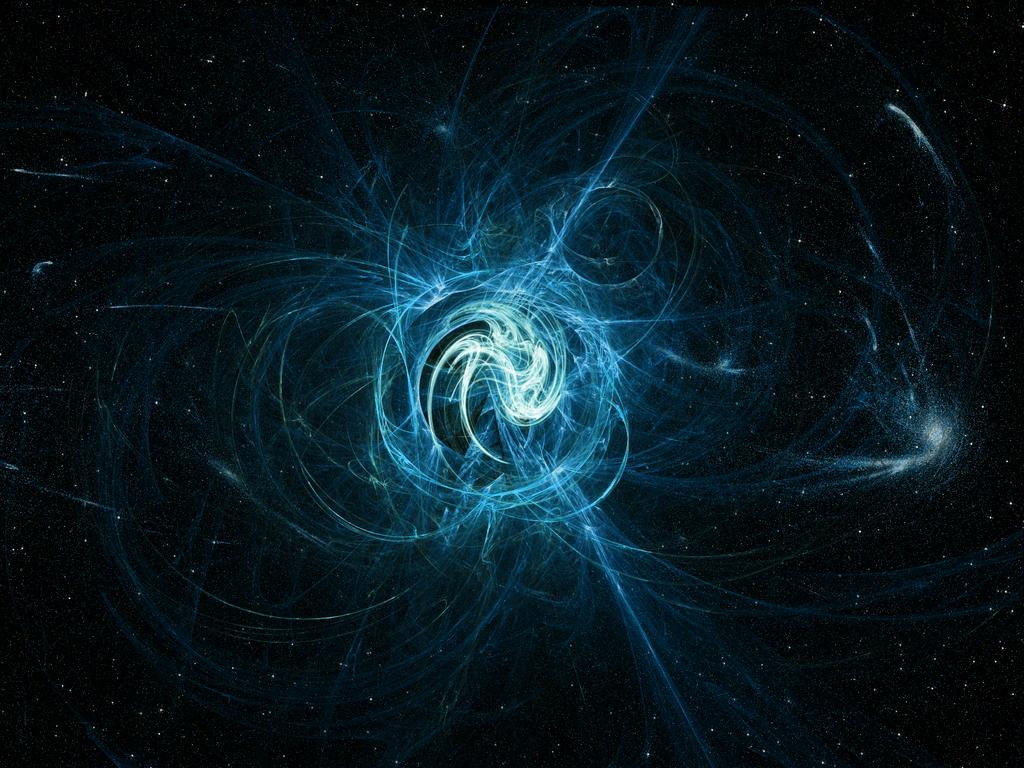 Blue Space 1 by CalebP1716