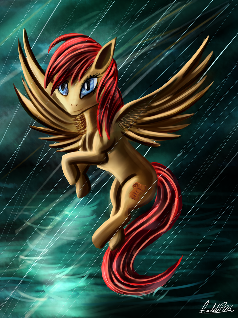 Midst the Storm by CalebP1716