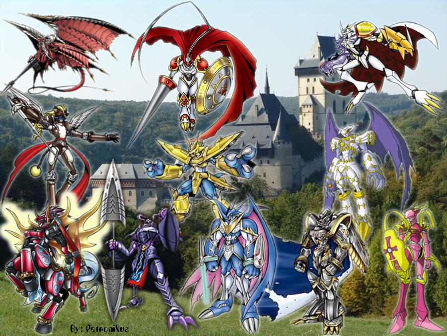 Royal Knights by Petronikus