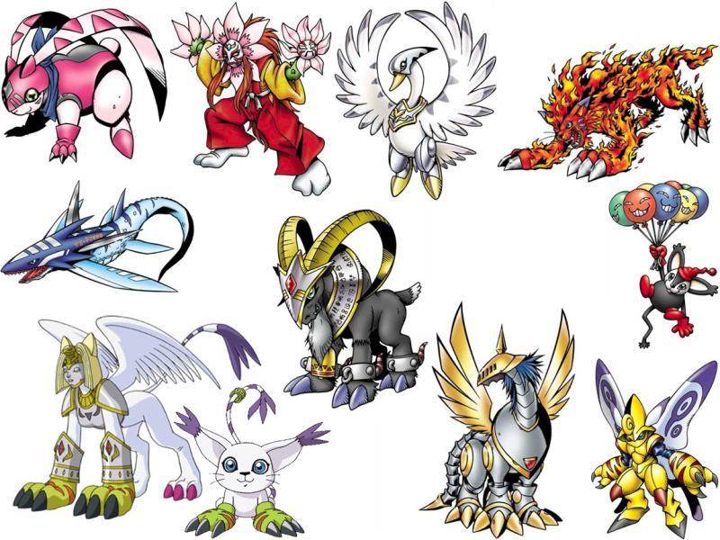 gatomon evolution chart - photo #23