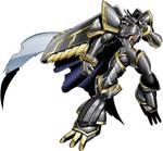 Alphamon - Digimon world Re: Digitize