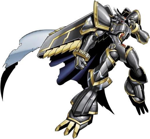 Alphamon - Digimon world Re: Digitize by Petronikus on ...