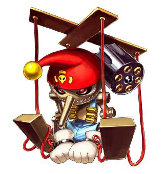 Puppetmon (Pinocchimon) - Digimon collectors by Petronikus