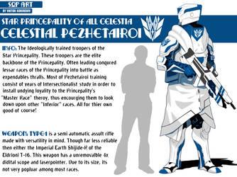 Princepality Celesital Pezhetairoi by Pheasant-One
