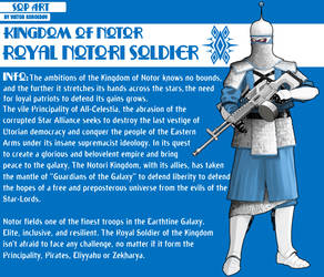 Royal Notori Soldier by Pheasant-One