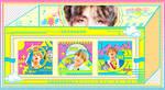 BTS V Icon Set