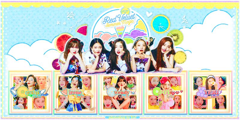 Red Velvet Power Up Icon Set by ja0428y on DeviantArt