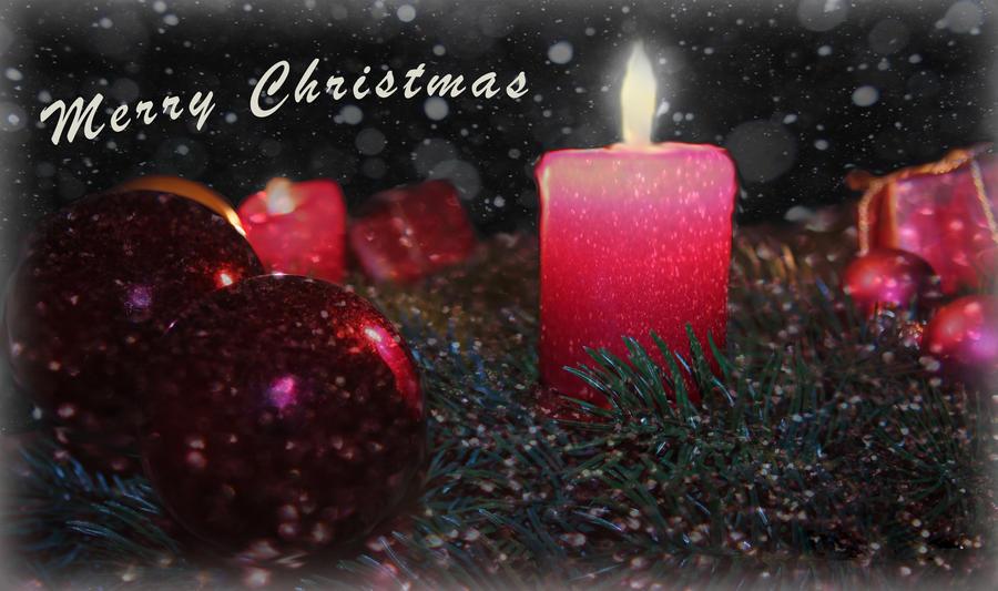 Merry Christmas by Moosplauze
