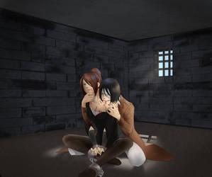 Rescuest- Elvina and Eren