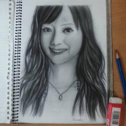 Nozomi Sasaki by dxm8975