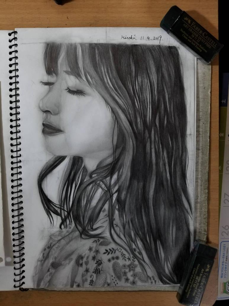 Kyoko Fukada by dxm8975