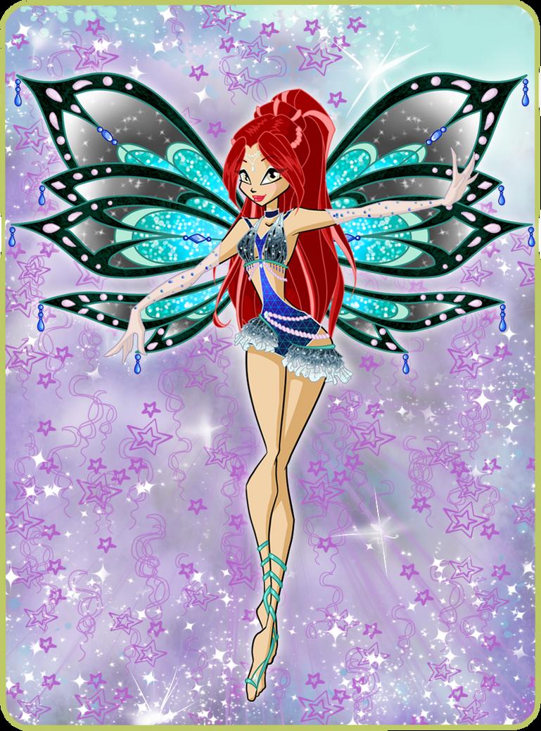Beatrice Enchantix Card by MissPerfect218