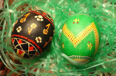 Pysanky 2018 by eightcrows