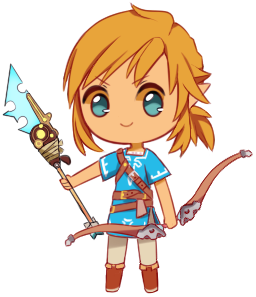 Zelda Breath Of The Wild Link By Pikameiser On Deviantart