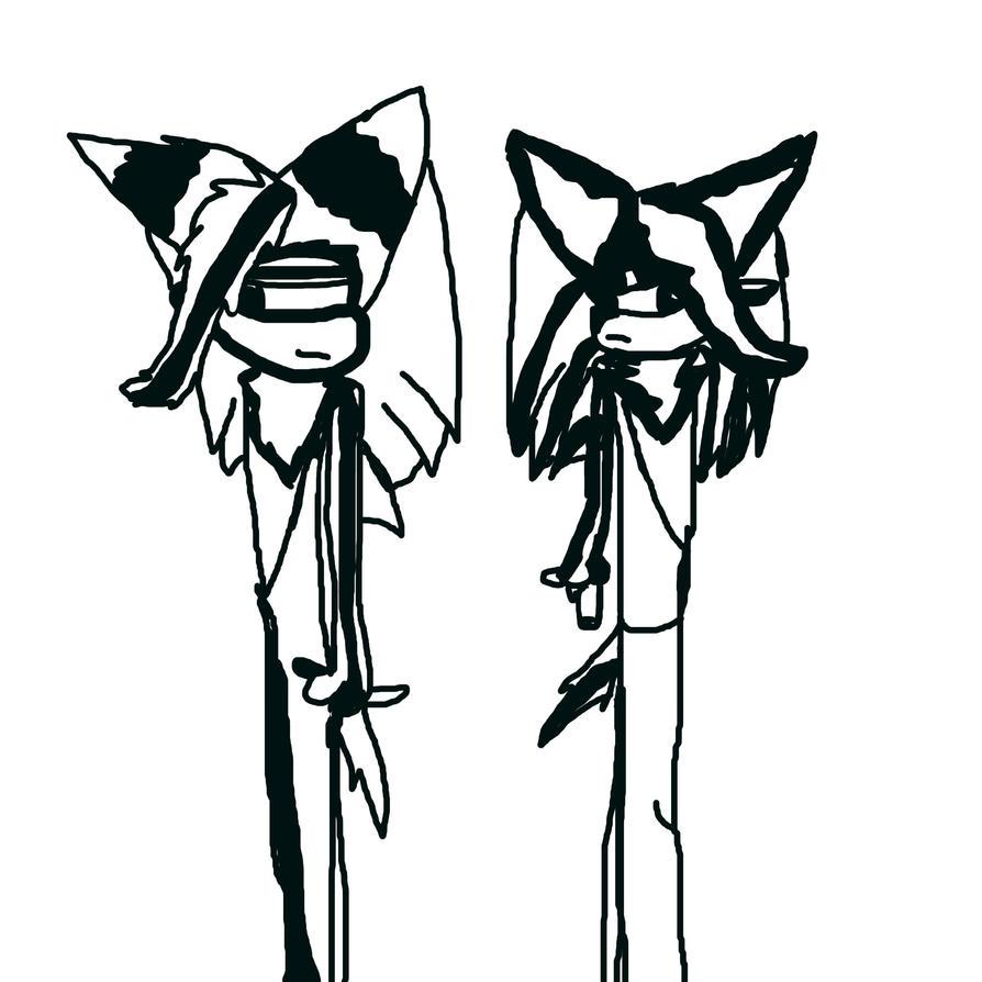 Twinbrothers by SonadowCinos