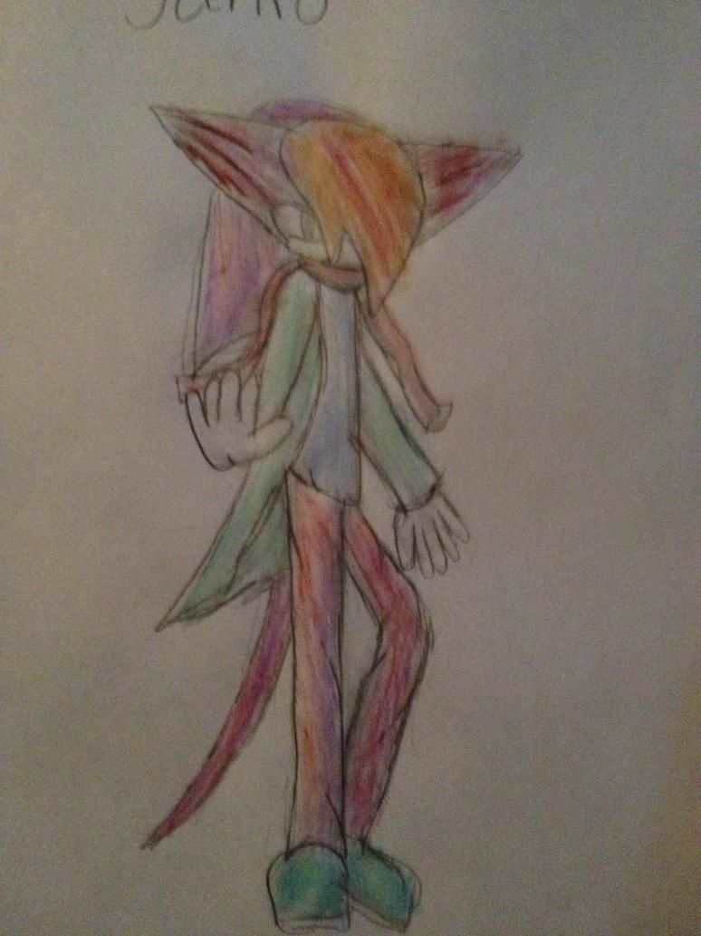 Jethro (new character) by SonadowCinos