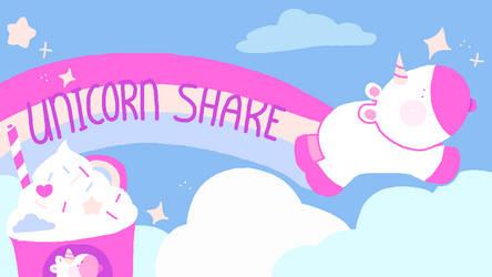 UNICORN SHAKE - A VISUAL NOVEL!!