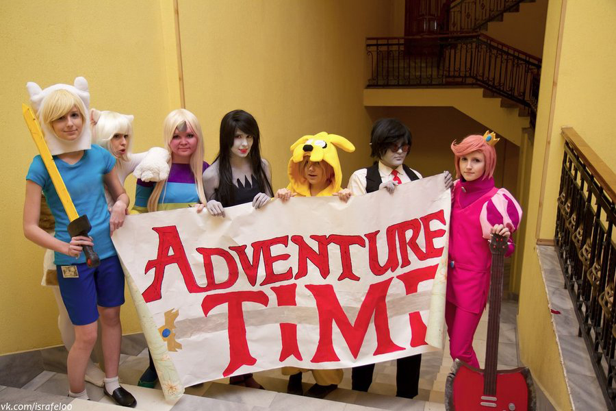 Adventure time by kalepa