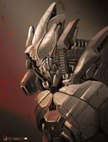 robot study by guugoo