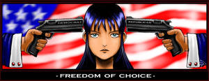 Freedom of Choice by darthhorus