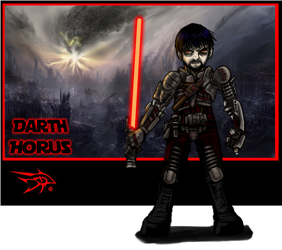 Darth Horus EX by darthhorus