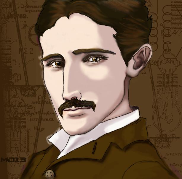 Nikola Tesla Wallpapers 35 Wallpapers: Nikola Tesla By Mersipan On DeviantArt