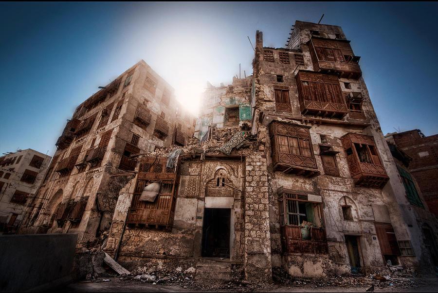 urban decay by anythingbx