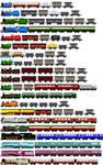SwagAdmin's top 20 Thomas characters