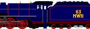 Hank the American Engine