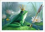 A frog princess